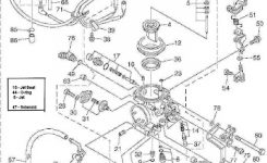 Carb And Intake – V-Star 1100 Wiki Knowledge Base with V Star 1100 Parts Diagram