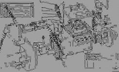 Cat 3208 Wiring Diagram Auto Electrical Wiring Diagram Images intended for 3208 Cat Engine Parts Diagram
