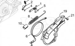 Chain Brake Assembly For Stihl Ms261 | L&s Engineers with regard to Stihl Ms 260 Parts Diagram