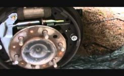 Change Brake Shoes 2003 Tundra – Youtube with regard to 2000 Toyota Tundra Parts Diagram