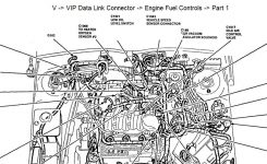 Check Engine Light And Transmission Problems: I Also Have A 1995 in 1999 Mercury Sable Engine Diagram