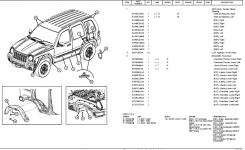 Chrysler Concorde 2.7 2014 | Auto Images And Specification for 2005 Jeep Liberty Parts Diagram