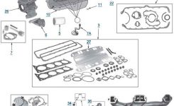 Cj And Full Size V8 Engine Parts – 4 Wheel Parts with regard to Diagram Of A V8 Engine