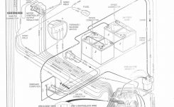 Club Car Electric Golf Cart Wiring Diagram For Cc 76 78 regarding Ez Go Golf Cart Parts Diagram