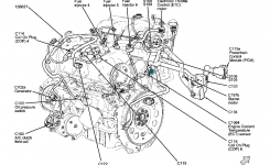 Coolant Temperature Sensor Location: Need To Know Where throughout 2006 Ford Fusion Engine Diagram
