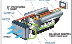 Cooling System – Understand Your Vehicle – Autozone throughout Diagram Of Cooling System For Engine