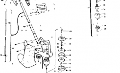 Craftsman Craftsman Electric Weedwacker Bladeless Grass Trimmer throughout Stihl Fs 45 Trimmer Parts Diagram