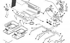 Craftsman Grass Catcher Parts | Model 917249491 | Sears Partsdirect for Craftsman Ltx 1000 Parts Diagram