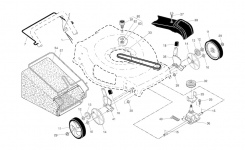 Craftsman Lawn Mower Parts | Model 917370434 | Sears Partsdirect with regard to Craftsman Self Propelled Lawn Mower Parts Diagram