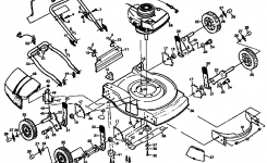 Craftsman Lawn Mower Parts | Model 917380542 | Sears Partsdirect pertaining to Lawn Mower Engine Parts Diagram