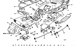 Craftsman Lawn Tractor Parts | Model 917253712 | Sears Partsdirect for Sears Lawn Tractor Parts Diagram