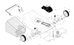Craftsman Mower Parts | Model 917370400 | Sears Partsdirect throughout Craftsman Self Propelled Lawn Mower Parts Diagram