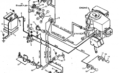 Craftsman Riding Lawnmower Parts | Model 502254260 | Sears Partsdirect inside Craftsman Riding Mower Parts Diagram