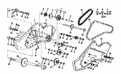 Craftsman Snow Blower Engine Diagram | Motor Replacement Parts And in Snow King Snowblower Parts Diagram