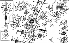 Craftsman Tractor Schematics – Craftsman 42 Lawn Tractor Parts pertaining to Sears Lawn Tractor Parts Diagram