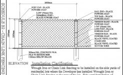 Cyclone Fencing – Destroybmx inside Chain Link Fence Parts Diagram