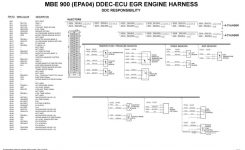 Detroit Diesel Series 60 Ecm Wiring Diagram And Mbe 900 Epa04 Ddec with Detroit 60 Series Engine Diagram