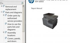 Diagram Service Manual intended for Hp Officejet 4500 Parts Diagram