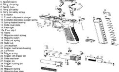 Do I Want A Revolver Or A Semi Auto? : Guns intended for Jennings J 22 Parts Diagram