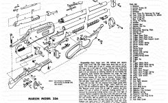 Downloads : Us Armorment, The Art & Science Of Shooting regarding Marlin Glenfield Model 60 Parts Diagram