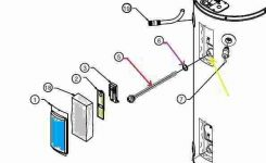 Electric Water Heater Heating Element Replacement Procedure in Hot Water Heater Parts Diagram