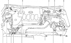 Engine Diagram For Nissan Sentra Questions & Answers (With for 2001 Nissan Altima Engine Diagram