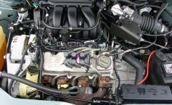 Engines | Taurus/sable Encyclopedia pertaining to 2001 Ford Taurus Engine Diagram