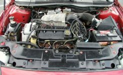 Engines | Taurus/sable Encyclopedia regarding 2000 Ford Taurus Engine Diagram