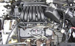Engines | Taurus/sable Encyclopedia throughout 2001 Ford Taurus Engine Diagram