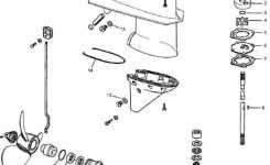 Evinrude / Johnson Outboard Parts Drawings within 15 Hp Evinrude Parts Diagram