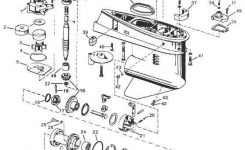 Evinrude / Johnson Outboard Parts Drawings within Johnson Boat Motor Parts Diagram
