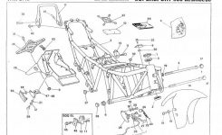 Factory Parts Diagram? Rear Seat Area For '98 Fe? – Ducati.ms in Harley Davidson Motorcycle Parts Diagram