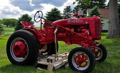 Farmall Super A Tractors, Parts, Information, Manuals, & Serial regarding Farmall Super A Parts Diagram