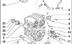 Fix A Coolant Leak: I Have A 2001 Vw Gti Vr6..i Had To Fix A Water in 2000 Vw Jetta 2.0 Engine Diagram