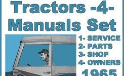 Ford 3000 Tractor Service, Parts, Owners Manual -4- Manuals – Impro within Ford 3000 Tractor Parts Diagram