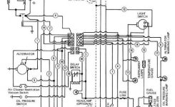 Ford 7000 Alternator Will Not Charge – Yesterday's Tractors for Ford 5000 Tractor Parts Diagram