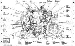 Ford Engine Wiring Ford Racing M A Mustang Engine Wiring Harness inside 2001 Ford Taurus Engine Diagram