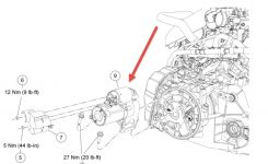 Ford Escape Hybrid Location Of The Starter with 2003 Ford Escape Engine Diagram