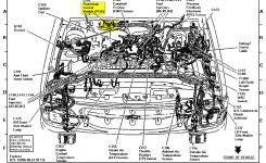 Ford Explorer Questions – Where Is The Computer Located On A 2005 for 2004 Ford Explorer Engine Diagram