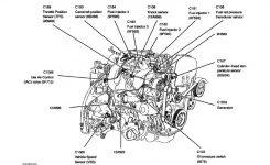 Ford Focus Questions – Where Is The Throttle Position Sensor throughout 2000 Ford Focus Engine Diagram