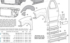 Ford Parts Schematic – Ford Parts Diagram Wiring Diagram And Fuse throughout 2000 Ford F150 Parts Diagram