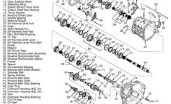 Ford T45 Manual Transmission Illustrated Parts Drawings Assiting intended for Allison Transmission Parts Diagram Manual