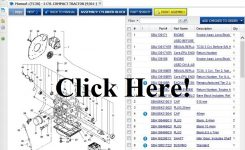 Ford Tractor Parts – Online Parts Store For Tractors intended for Ford 4600 Tractor Parts Diagram