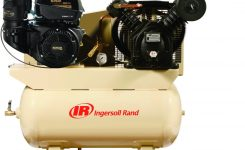 Free Shipping — Ingersoll Rand Air Compressor — 14 Hp, Model intended for Ingersoll Rand Air Tool Parts Diagrams