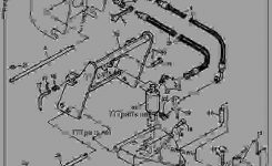 Front Hitch Kit (4010, 4110, 4115, 4100) [D23] – Broom, Rotary with regard to John Deere 2210 Parts Diagram