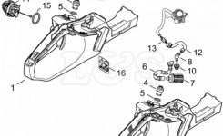 Fuel Tank Assembly For Stihl Ms261 | L&s Engineers with regard to Stihl Ms 260 Parts Diagram