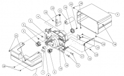 Genie Garage Opener Parts | Model Is5501 | Sears Partsdirect regarding Garage Door Opener Parts Diagram
