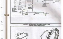 Gravely Mower Charging Issues – Yesterday's Tractors with regard to Kohler Engine Charging System Diagram