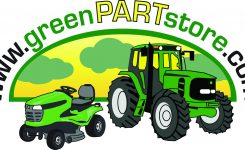 Greenpartstore – Parts For John Deere Lawn Tractors, John Deere with John Deere Lawn Tractor Parts Diagram
