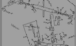 Heavy Duty Three-Point Hitch With High Lift Capacity – Tractor throughout John Deere 955 Parts Diagram